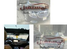 مرسيدس  للايجار بسائق باقل الاسعار في مصر