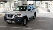 For sale 2015 White Xterra
