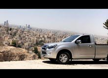 For sale 2017 Silver D-Max