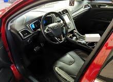 Automatic Ford Fusion 2014