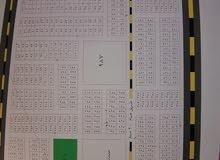 قطعة ارض للبيع  في القبلة مقاطعة 830