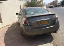 Brown Nissan Altima 2008 for sale
