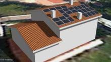 احصل على تصميم لانظمه الطاقه الشمسيه ثلاثي الابعاد مع دراسه احترافيه وسعر