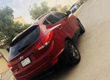 Automatic Red Hyundai 2015 for sale