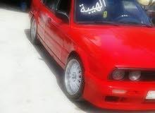 Gasoline Fuel/Power   BMW 316 1987