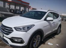 2016 Used Santa Fe with Automatic transmission is available for sale