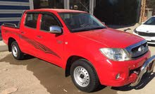 Red Toyota Hilux 2011 for sale