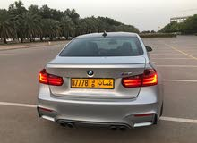 For sale 2015 Silver M3