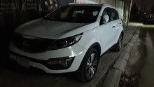 For sale 2015 White Sportage