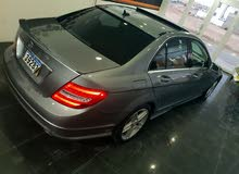 Mercedes Benz C 350 2012 For sale - Grey color