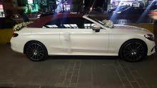 Automatic Mercedes Benz 2017 for rent - Amman