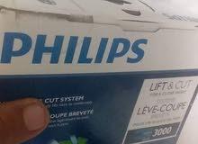 ماكينة حلاقة من كندا فيليبس اصلى يجميع مشتملاتها