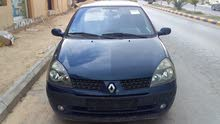 Renault Clio 2003 For sale - Blue color