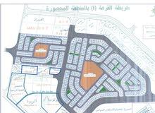 قطعة ارض للبيع بالمحصورة أ بحدائق اكتوبر 414م