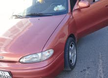 Hyundai Accent car for sale 1995 in Amman city