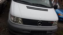 Mercedes Benz Vito car for sale 1998 in Tripoli city
