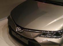 خليك دايما متميز مع شركة AMG تويوتا كورولا موديل 2020