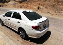 Manual Toyota 2009 for sale - Used - Amman city