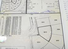 الحشيه الثانيه أرض سكنية نظيفه ومستويه مساحة كبيرة 778 متر رقم الارض القديم 2098
