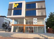 بناية تجارية للبيع في أنطاليا تركيا