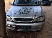 Opel Astra car is available for sale, the car is in  condition