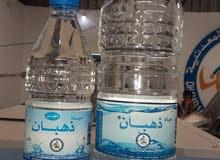مصنع مياة ذهبان المعدنية ...صنعاء حي النهضة