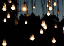 كل ما يخص الكهرباء و تركيب كامرات المراقبة و المضخات ...