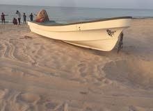 القارب بدون محرك