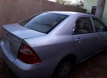 Used 2006 Corolla for sale