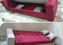 الكنبه السحاره بتتفرد سرير من مصنعنا باجود الخامات