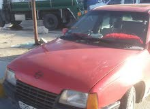 Opel Kadett 1988 For sale - Red color