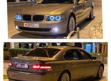 للبيع BMW 730IL   موديل 2006