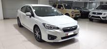 Subaru Impreza 2017 (White)