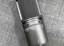 Audio Technica USB microphone