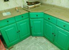 مطبخ خشبي