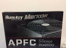 باور سبلاي نوع huntkey max700 wat
