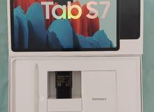 Galaxy Tab S7 (WiFi) + Cover + 5 S-pen nibs + 3 Screen Protectors + Artist glove