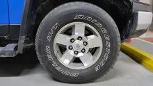 FJ Cruiser Original Wheels/Tires