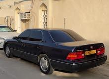 لكسز ls400 الماني للبيع