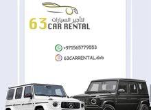 63 car rental