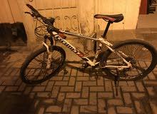 للبيع دراجة هوائية  المواصفات الحجم26 ألمنيوم ثمان تبادل  من شركة شيمان  
