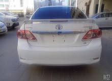Toyota Corolla 2013 GCC