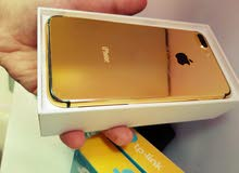 Iphone  7plus gold 128GB Like New   iPhone: 7 (Plus)  Color: gold plate