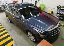 Cadillac ATS 2.5 M.2013 Full option كاديلاك اي تي اس