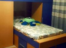 غرفة نوم اولاد طابقين