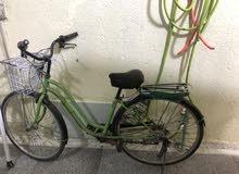 دراجة هوائية حجم 27 جاهزة