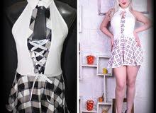 ملابس نسائية فاخرة وموديلات حديثة باقمشة قطنية ناعمة