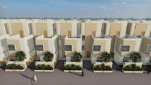 فلل سكنية للبيع بالقسط فى عجمان- شوارع قار- اعمدة انارة- تملك حر معفية الرسوم