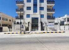 شقة للبيع 160 متر طابق ارضي في المدينة الرياضية خلف المختار مول ضاحية الروضة