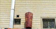 مجسم سيخ شاورما